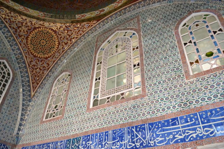 Istanbul_Topkapi Harem 13