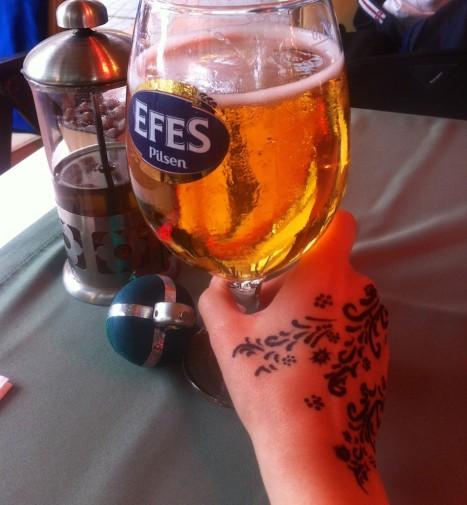 Istanbul_Efes beer 2