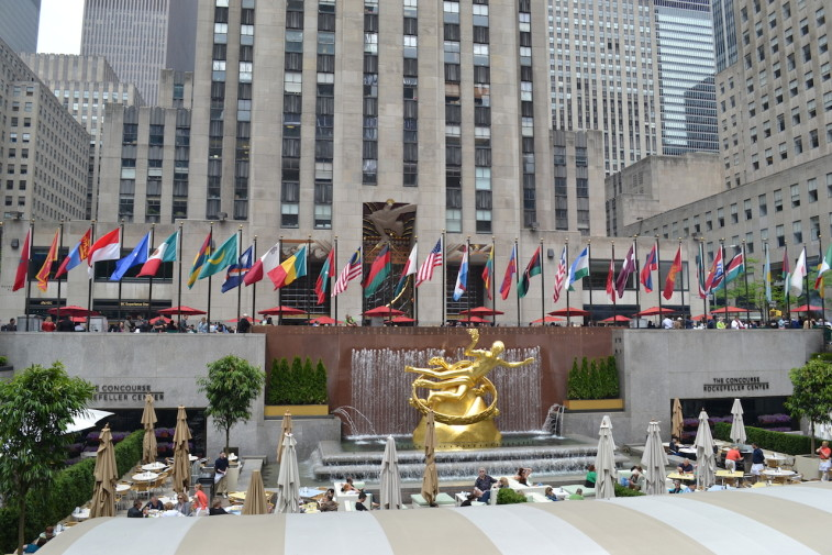 New York_Rockefeller 4