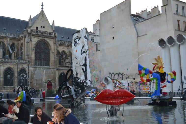 Paris_Pompidou 3
