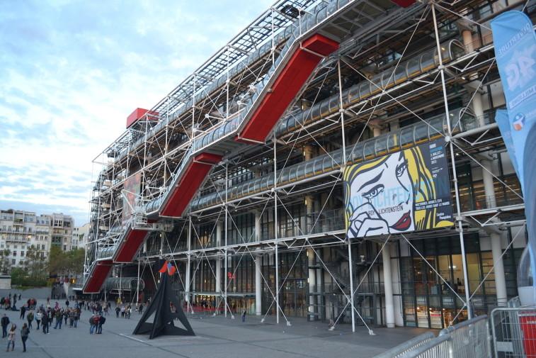 Paris_Pompidou 4