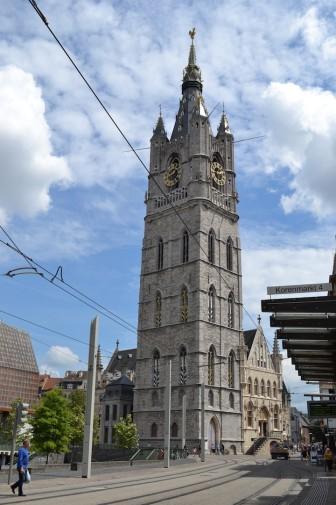 Ghent 1_Belfry