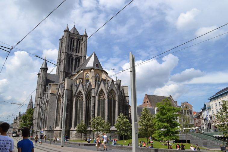 Ghent 2_St Nicholas