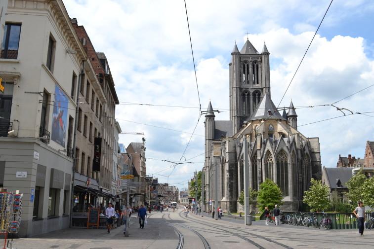 Ghent 4_St Nicholas