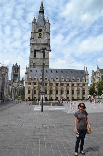 Ghent 7_Belfry