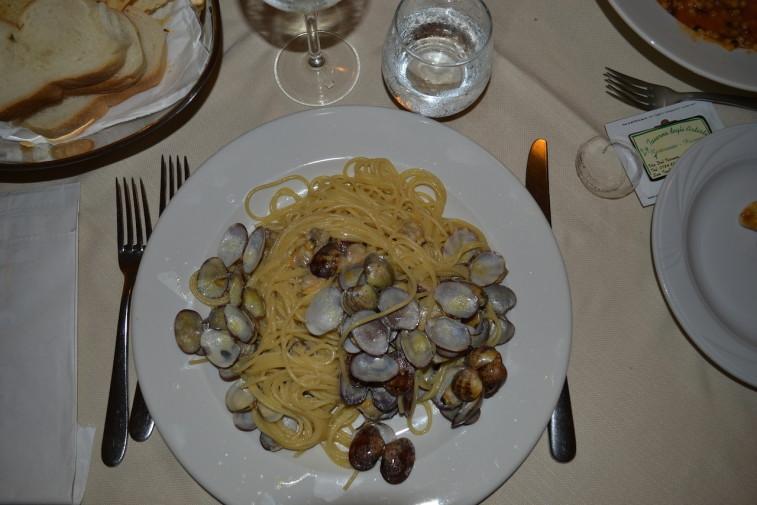 Sardinia_spaghetti alle vongole 1