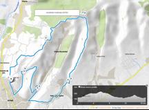 Urlati 2014_Traseu 17 km