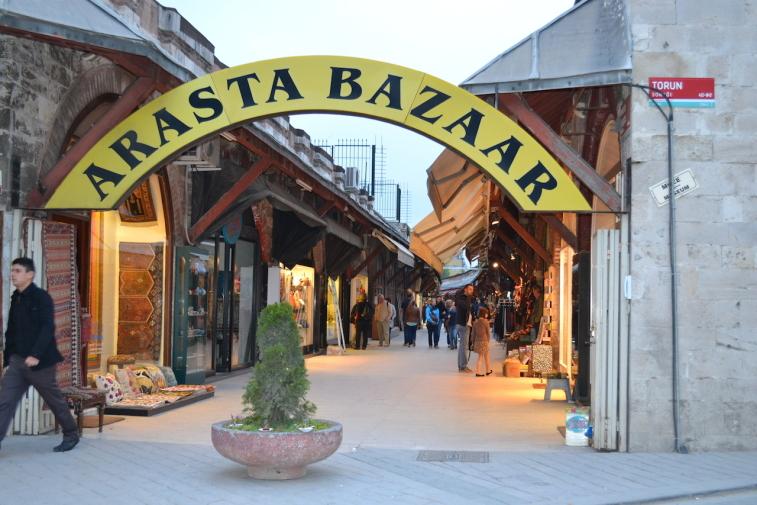 Istanbul_Arasta Bazar 1