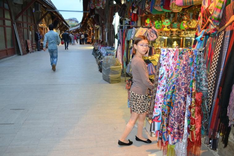 Istanbul_Arasta Bazar 3