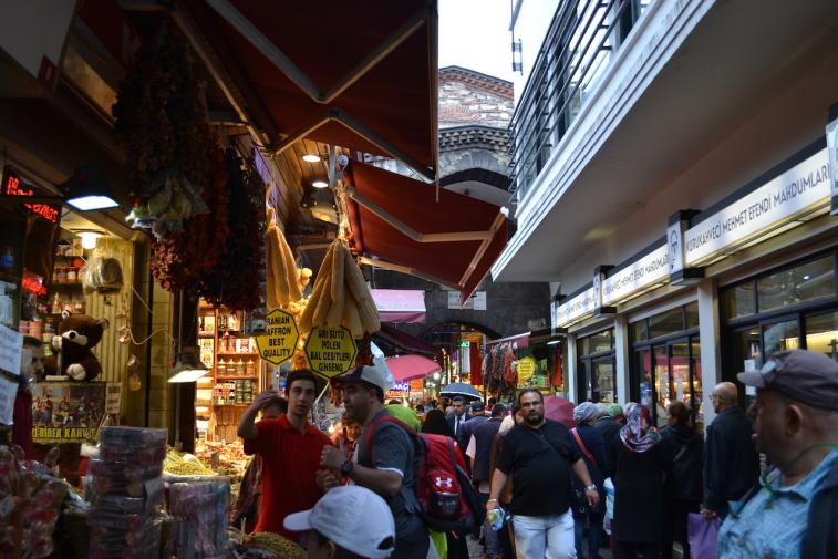 Istanbul_Bazar mirodenii 11