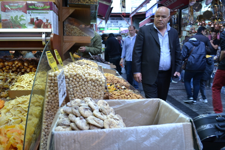 Istanbul_Bazar mirodenii 14