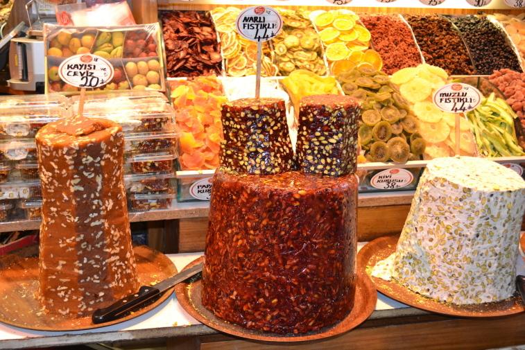Istanbul_Bazar mirodenii 15