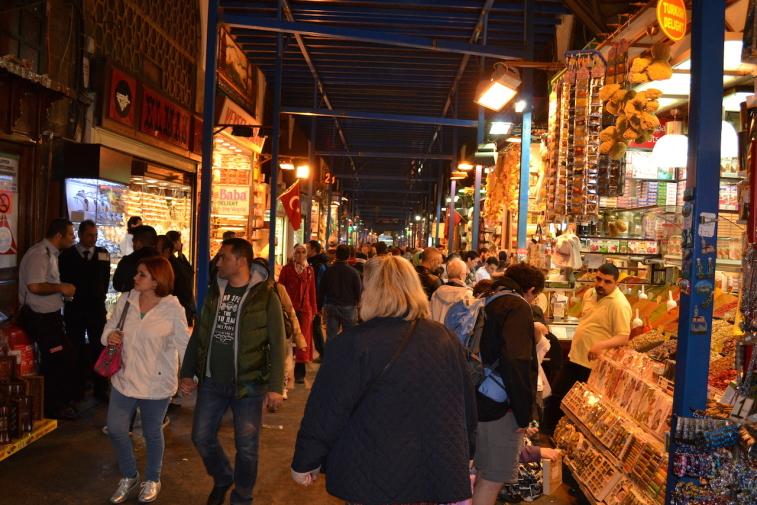 Istanbul_Bazar mirodenii 19