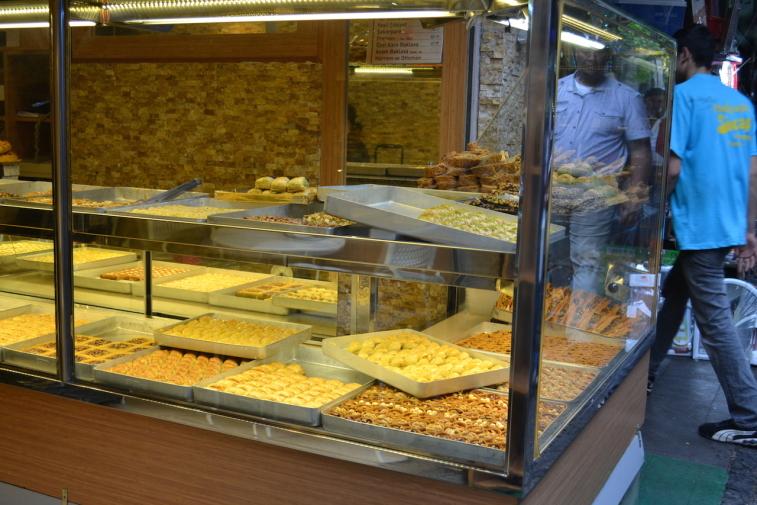 Istanbul_Bazar mirodenii 2