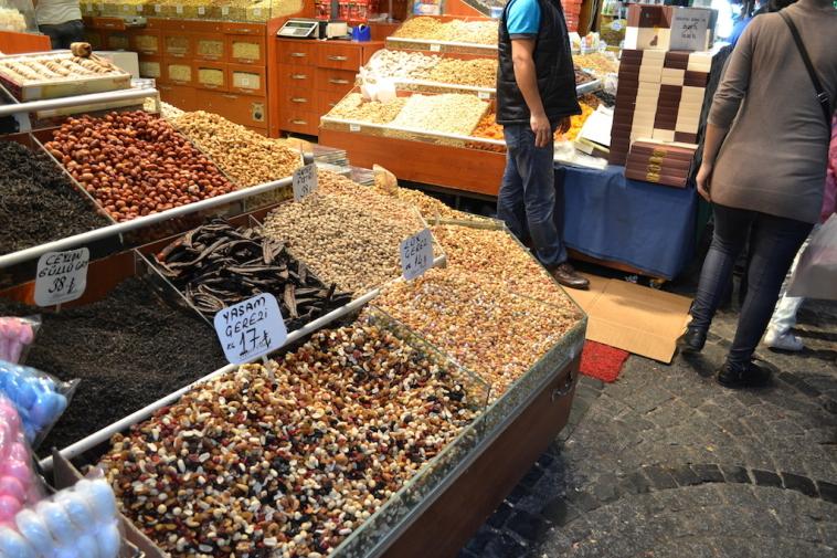 Istanbul_Bazar mirodenii 6