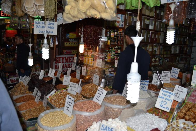 Istanbul_Bazar mirodenii 7