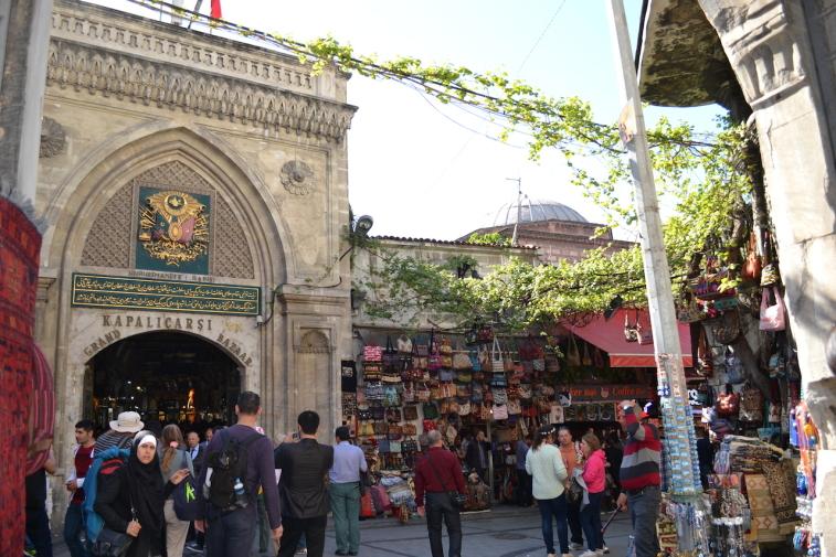 Istanbul_Marele Bazar 1
