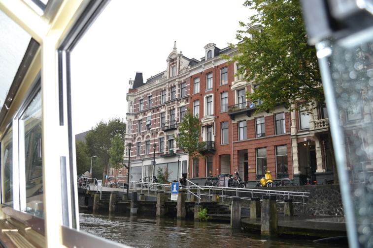 Amsterdam boat 3