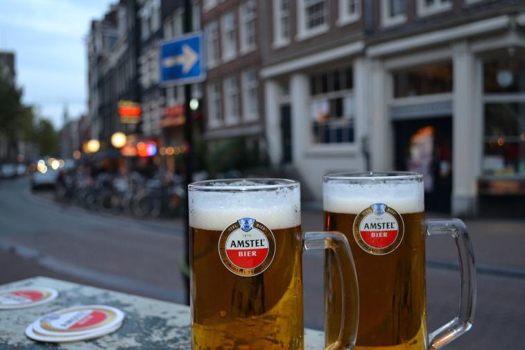Amsterdam_Amstel beer