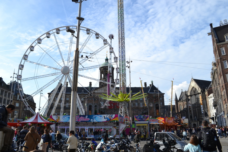 Amsterdam_Dam Square 1