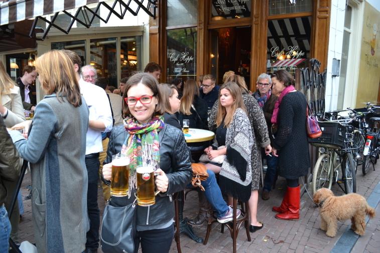 Amsterdam_Hoppe Pub