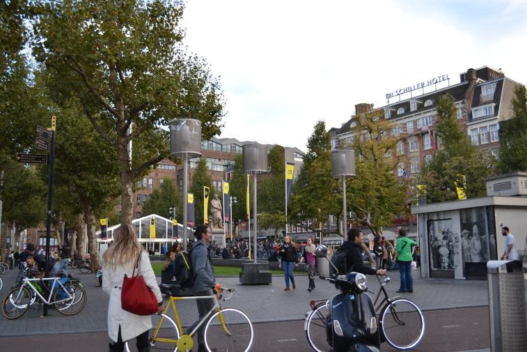 Amsterdam_Rembrandtplein 2