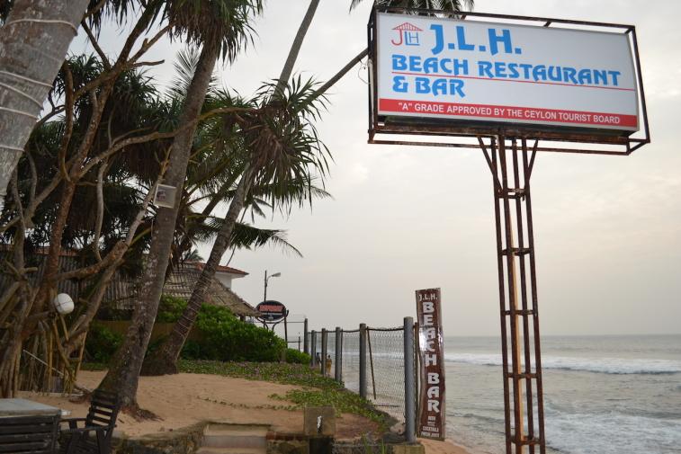Sri Lanka 14 JLH