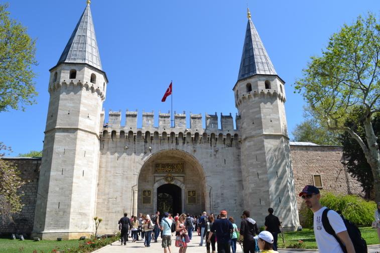 Istanbul_Topkapi_Salutation Gate