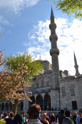 Istanbul_Moscheea Albastra 5