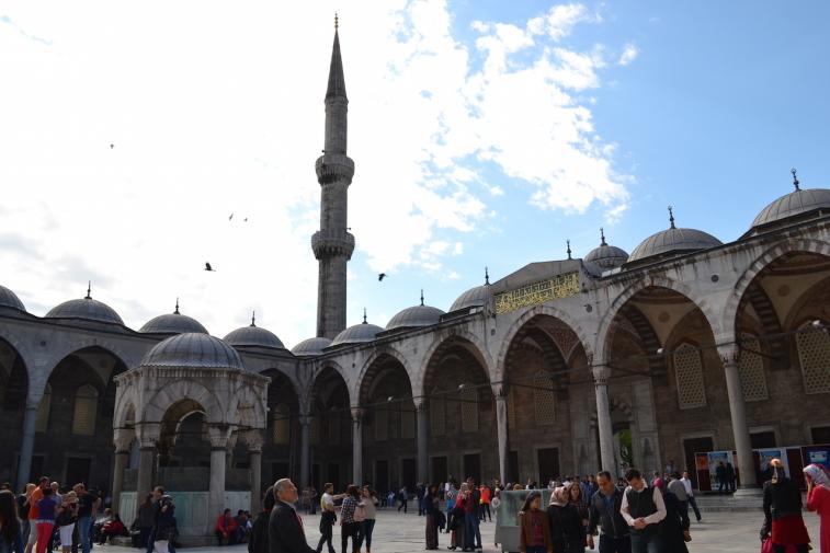 Istanbul_Moscheea Albastra 6