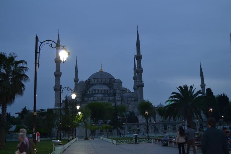 Istanbul_Moscheea albastra 14