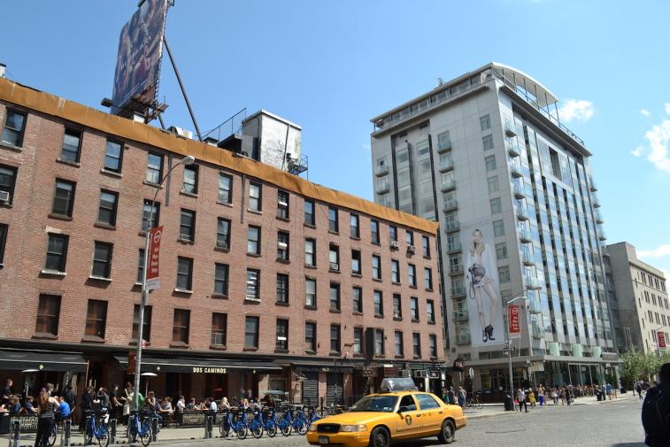 New York_Meatpacking_Gansevoort-Dos caminos