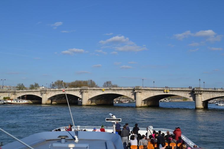Paris Bateaux Mouches 8