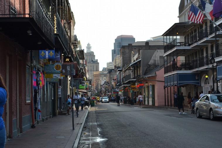 SUA_New Orleans_Bourbon St 1