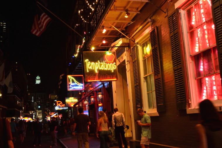 SUA_New Orleans_Bourbon St 20