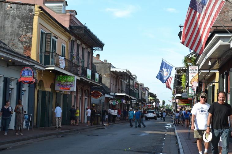 SUA_New Orleans_Bourbon St 7