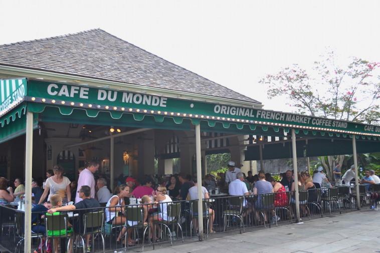 New Orleans_Cafe du Monde
