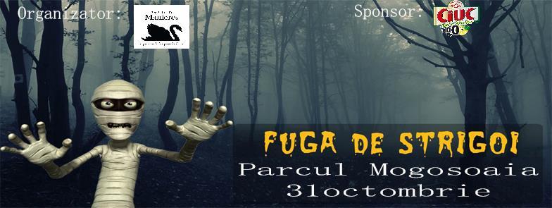 Poster Fuga de Strigoi