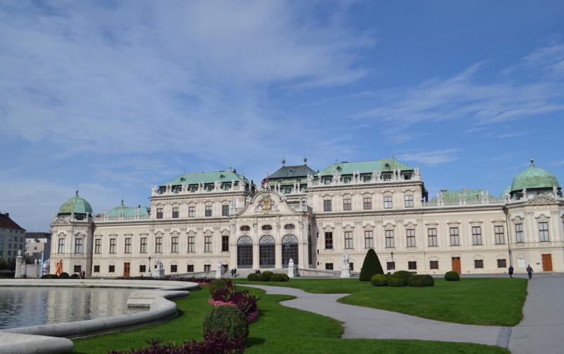 Viena_Belvedere 1