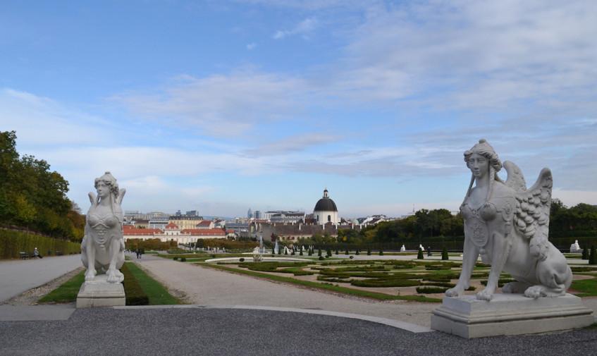 Viena_Belvedere 2