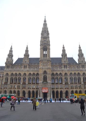 Viena_Rathaus 1