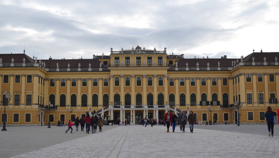 Viena_Schonbrunn 1