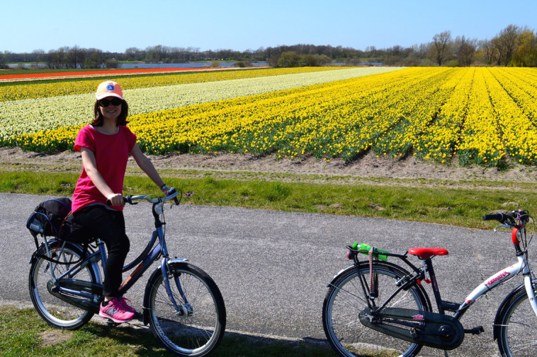 Olanda_bicicleta Keukenhof 1