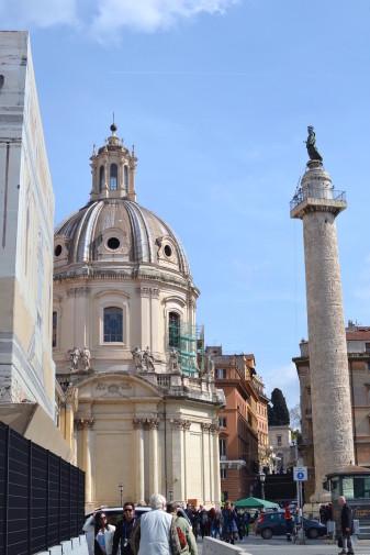 Roma_Columna lui Traian