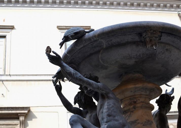 Roma_Fontana delle Tartarughe