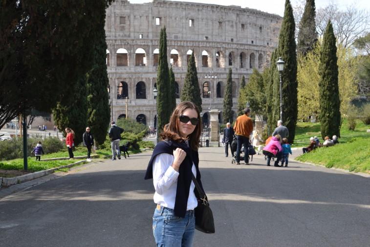Roma_Parco Del Colle Oppio 1