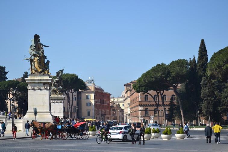 Roma_Piazza Venezia 3
