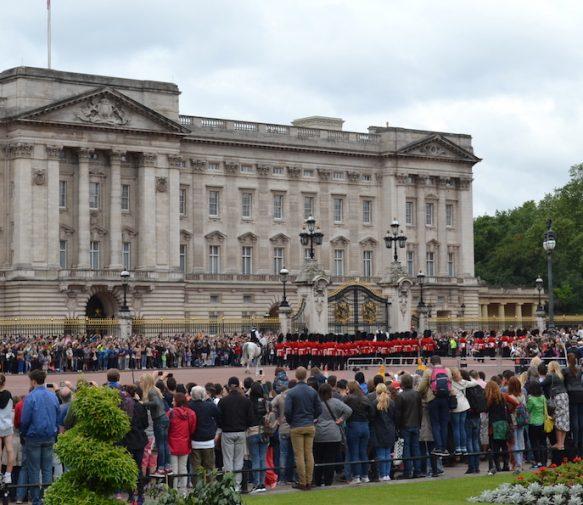 Londra 2016_Buckingham 3