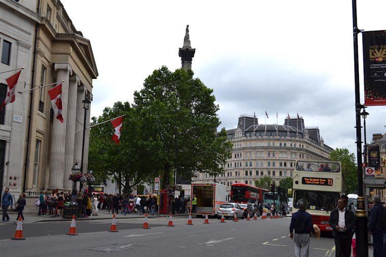 Londra 2016_Trafalgar Sq 1