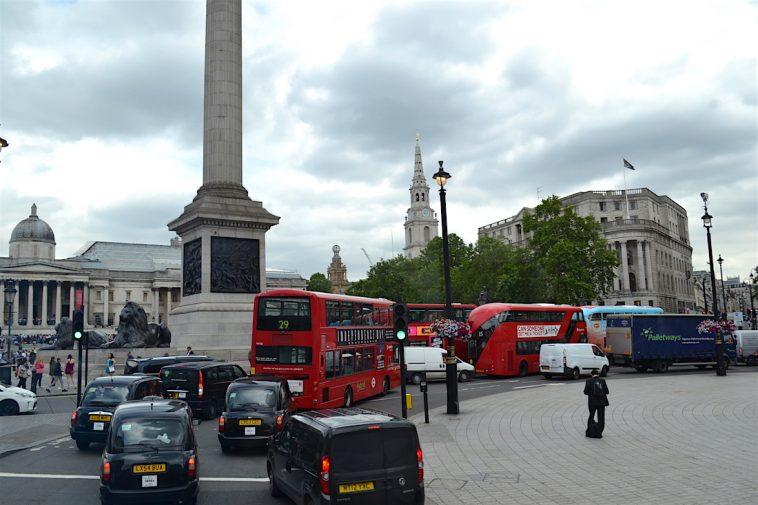 Londra 2016_Trafalgar Sq 2